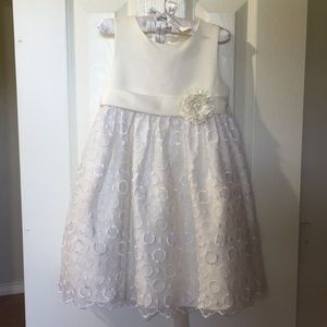Toddler girl formal dress